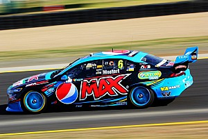 Supercars Race report Mostert controls first V8 race