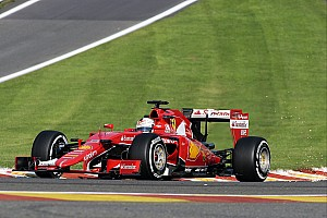 """Vettel """"surprised"""" by lack of pace to qualify down in ninth"""