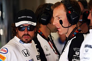 Alonso: 105-place grid penalty deserves a cake