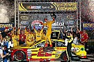 Logano holds off hard-charging Harvick at Bristol