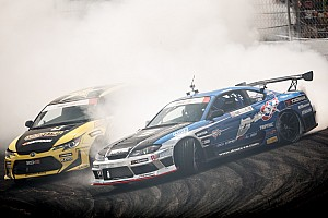 Formula Drift Race report Formula Drift Round 6: Rookie Masashi Yokoi is victorious