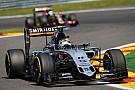 Sahara Force India scored ten points on the Belgian GP