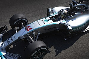 Mercedes had race day debris worries, says Lowe