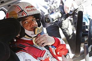 Loeb says WRC return not in his plans