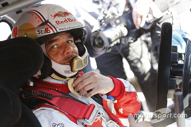 Loeb says WRC return not in his plans