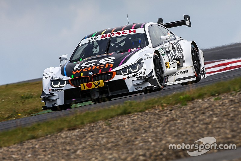 Moscow DTM: Defending champion Wittmann takes first pole of 2015