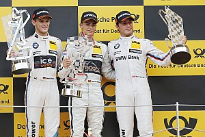 Moscow DTM: Wehrlein passes Wittmann to win, Ekstrom crashes