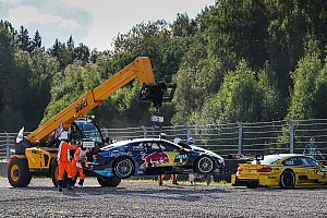 "DTM Breaking news ""You idiot"": Glock rails at Ekstrom after race incident"