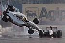 C. Fittipaldi sobre rival que o fez capotar em Monza: