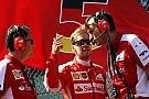 Vettel señala que la carrera en Monza será especial