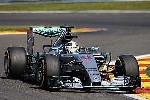 В Mercedes использовали остаток жетонов перед Гран При Италии