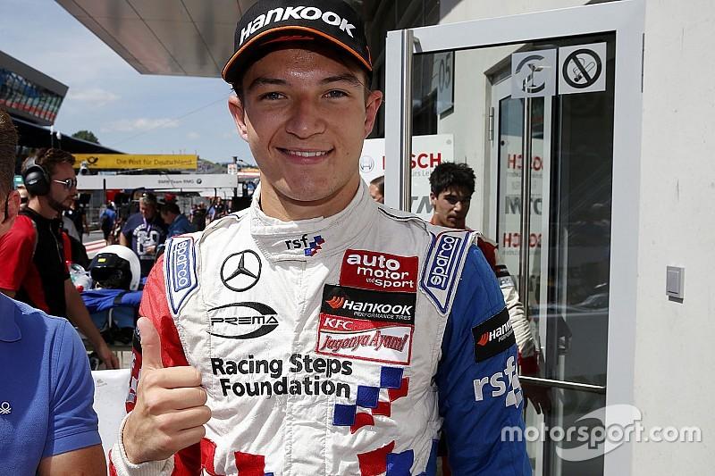 Dennis leads Prema 1-2-3 for first Portimao race