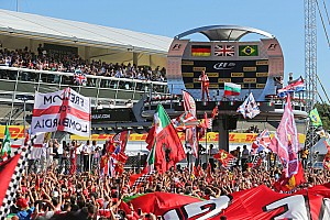 Formula 1 Breaking news Vettel: Losing Monza would