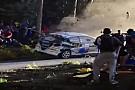 Escudería que sufrió accidente en La Coruña, devastada