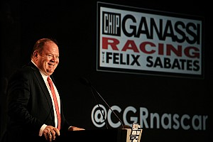 Chip Ganassi injured in bicycling accident