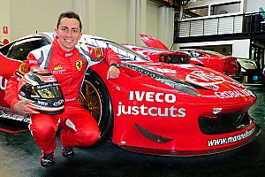 D'Alberto secures new backing for GT title fight
