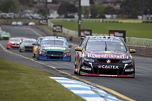 Supercars Race report Whincup secures Sandown 500 pole