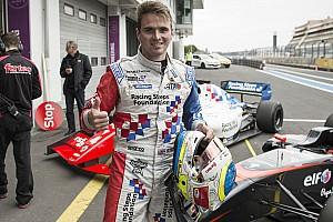 Formula 3.5 Race report Nurburgring FR3.5: Rowland secures straightforward Saturday victory
