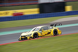 DTM Race report Oschersleben DTM: Glock leads BMW 1-2-3-4 in first DTM race