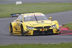 DTM Race report Timo Glock wins from pole in Oschersleben