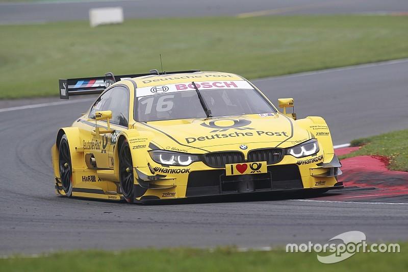 Timo Glock wins from pole in Oschersleben