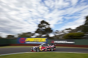 V8 Supercars Practice report Whincup leads Sandown warm-up