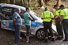 Dan de alta a un herido del Rally de A Coruña