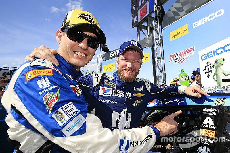 Earnhardt and Ives: A championship pairing?