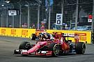 Räikkönen admite que no era posible pelear por la victoria