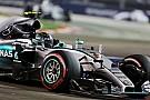 Rosberg, preocupado por la falta de ritmo en Singapur