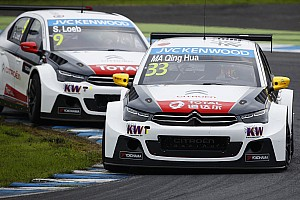 WTCC Preview Citroën sets its sights on another title in China