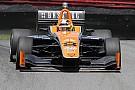 Sean Rayhall intenta forjar su futuro en IndyCar