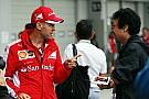 Vettel cree que Mercedes mejorará en Japón