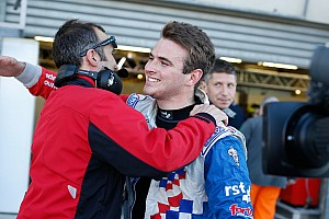 Formula 3.5 Race report Le Mans FR3.5: Orudzhev holds off Vaxiviere, Rowland crowned champion
