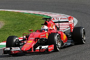 Formula 1 Race report Scuderia Ferrari leaves Japan with a good points haul