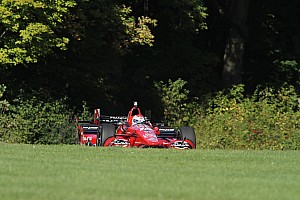 IndyCar Breaking news Rahal to remain a one-car team in 2016