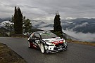 WRC Strong start for the DS 3 WRCs in Corsica
