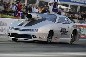 NHRA Race report Brown, Beckman, Mcgaha and Hines pick up big wins at the Keystone Nationals