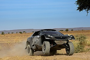 Cross-Country Rally Leg report Sainz quickest on Day 2, moves into Rally Morocco lead