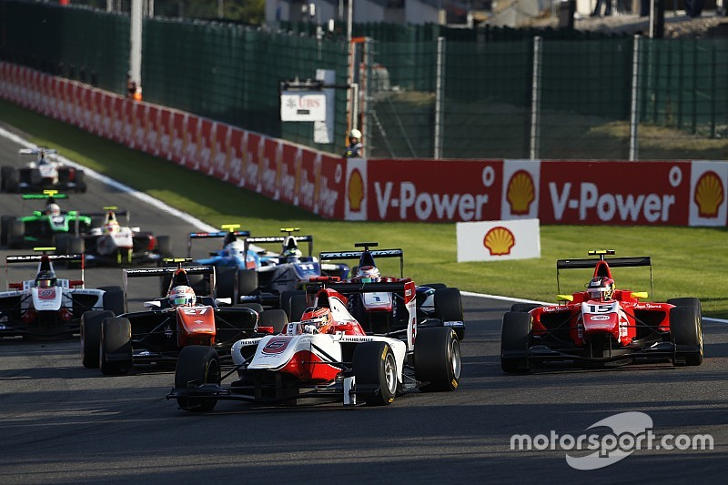 DAMS en Virtuosi Racing debuteren in GP3 Series