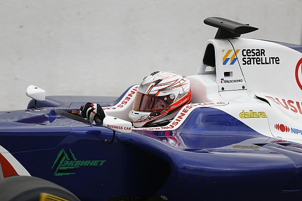 Beretta, Tereshchenko to make GP3 debuts at Sochi