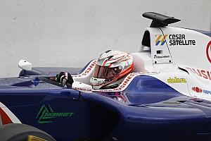 GP3 Breaking news Beretta, Tereshchenko to make GP3 debuts at Sochi