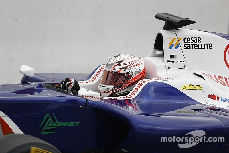 Beretta, Tereshchenko to make GP3 debuts at Sochi