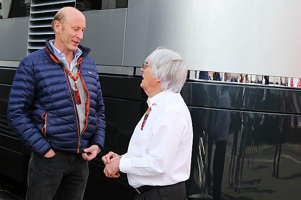 Ecclestone muda discurso sobre venda de parte da F1
