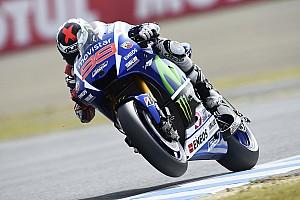 MotoGP Qualifying report Yamaha takes 1-2 in thrilling qualifying at Twin Ring Motegi
