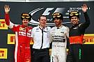 Hamilton vence na Rússia e coloca uma mão no título
