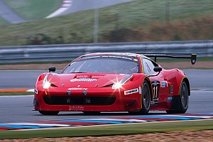 Endurance Race report Local success as Scuderia Praha Ferrari wins 12H Epilog Brno