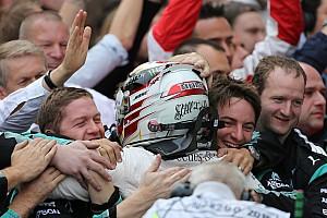 Formula 1 Breaking news Mercedes crowned champion after Raikkonen penalty