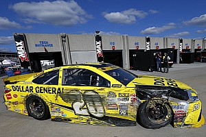 NASCAR Sprint Cup Breaking news Kenseth leaves Charlotte at the bottom of the Chase