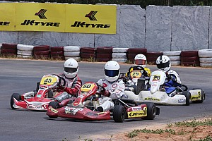 Kart Breaking news Donison, Gowda and Mohsin crowned karting champions